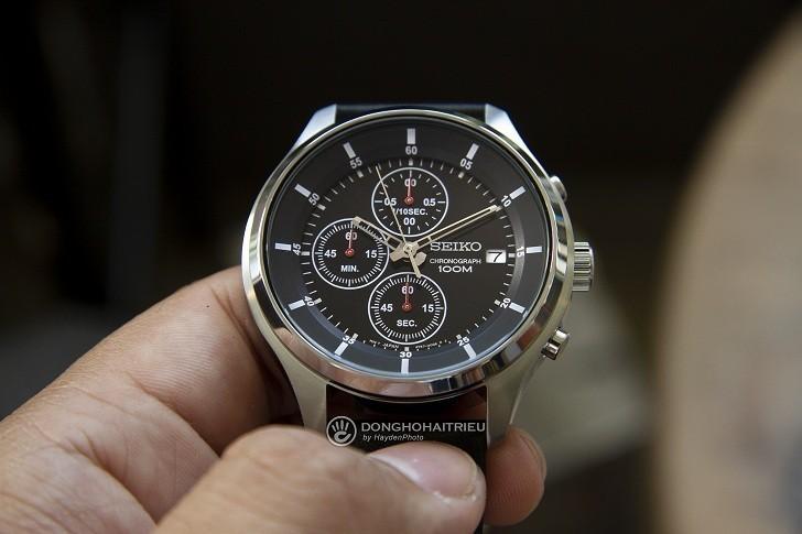 Đồng hồ Seiko SKS539P2 giá rẻ, thay pin miễn phí trọn đời - Ảnh 7