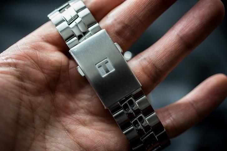 Đồng hồ Tissot T101.417.11.051.00 tính năng chronograph - Ảnh 5