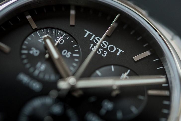 Đồng hồ Tissot T101.417.11.051.00 tính năng chronograph - Ảnh 6