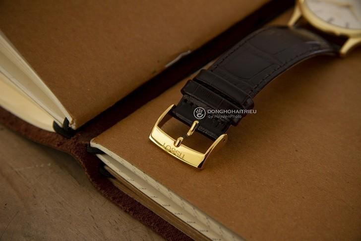 Đồng hồ Tissot T926.407.16.263.00 vỏ vàng nguyên khối 18k - Ảnh 4