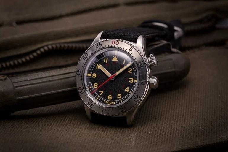 Đồng hồ Nga thương hiệu Aviator - Ảnh 10