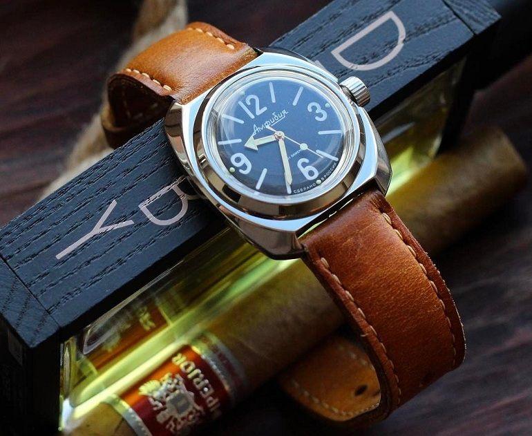Đồng hồ Nga thương hiệu Vostok - Ảnh 1
