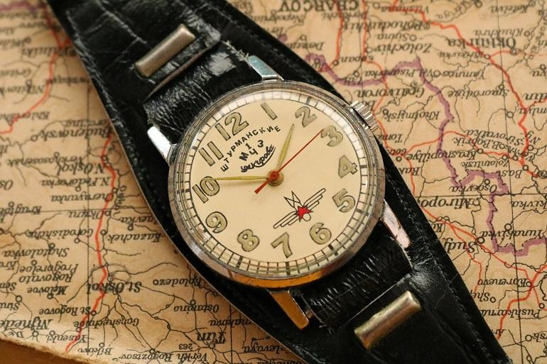 Đồng hồ Nga thương hiệu Sturmanskie - Ảnh 2