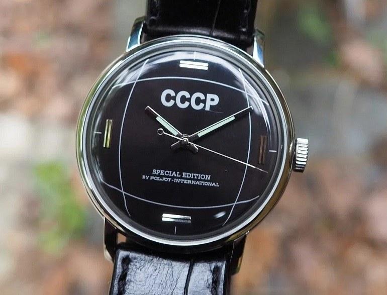 Đồng hồ Nga thương hiệu Poljot - Ảnh 3
