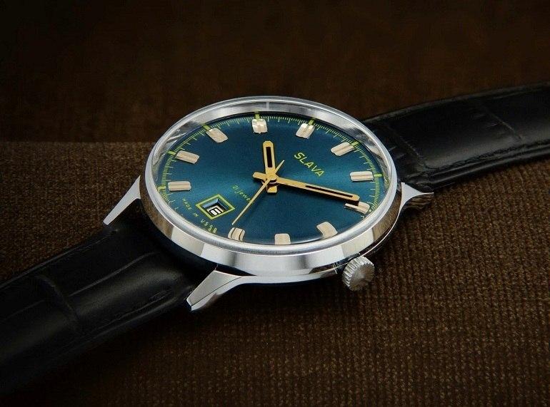 Đồng hồ Nga thương hiệu Slava - Ảnh 7