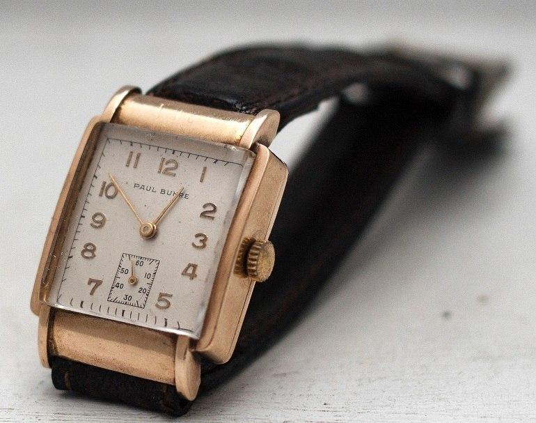 Đồng hồ Nga thương hiệu Paul Buhre - Ảnh 9