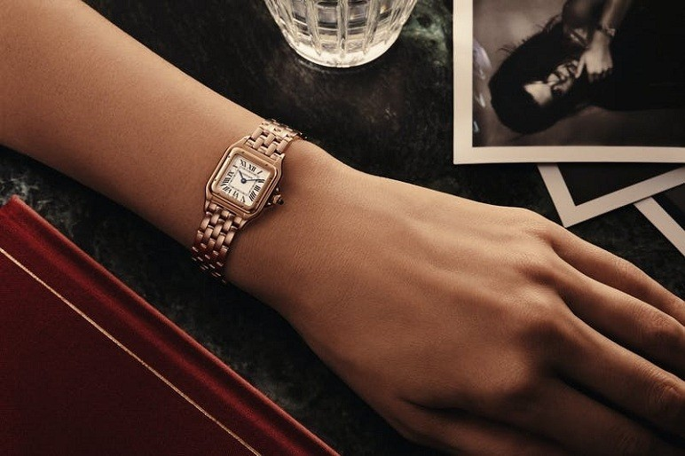 Đồng hồ Pháp thương hiệu Cartier - Ảnh 1