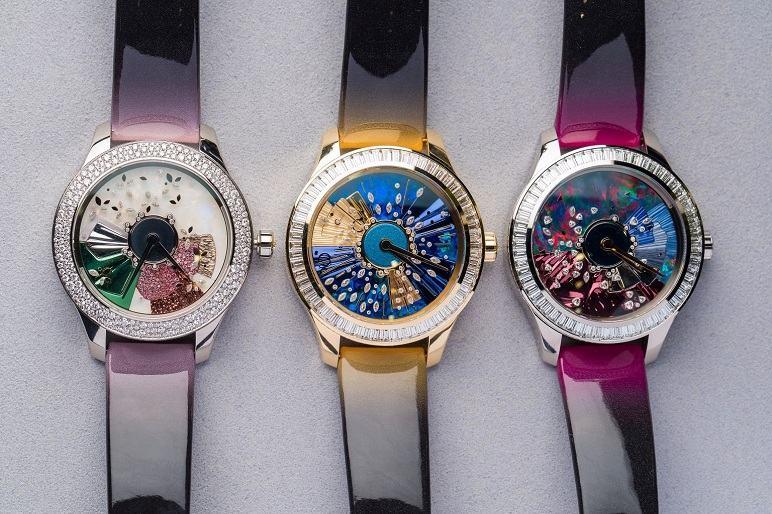 Đồng hồ Pháp từ thương hiệu Dior - Ảnh 2
