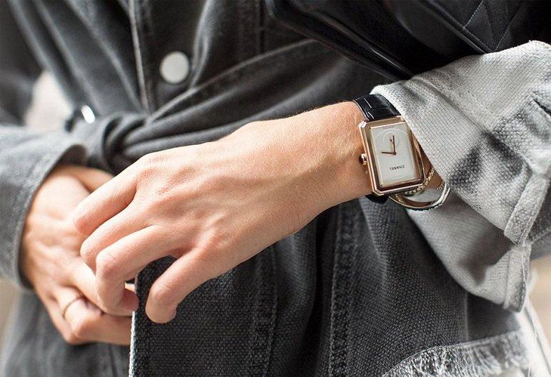 Đồng hồ Pháp đến từ thương hiệu Chanel - Ảnh 3