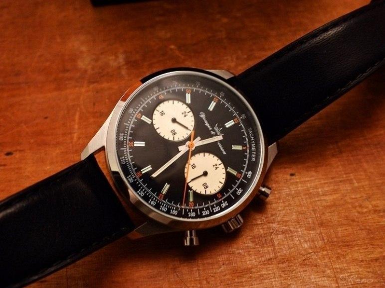Đồng hồ Pháp từ thương hiệu Yonger & Bresson - Ảnh 6