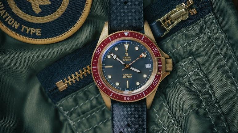 Đồng hồ Pháp đến từ thương hiệu Yema - Ảnh 8