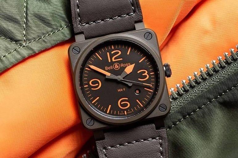 Đồng hồ Pháp đến từ thương hiệu Bell & Ross - Ảnh 9