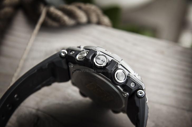 G-Shock GST-B100-1ADR có thể dùng tốt trong thời gian dài - Ảnh 3