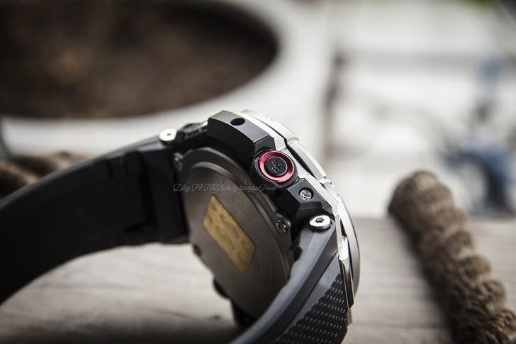 G-Shock GST-B100-1ADR có chiều dày hơn 14 cm - Ảnh 6