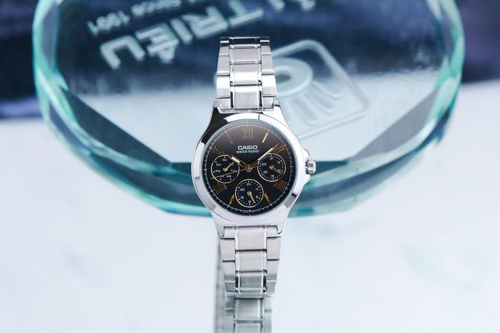 Đồng hồ Casio LTP-V300D-1A2UDF giá rẻ, thay pin miễn phí - Ảnh 2