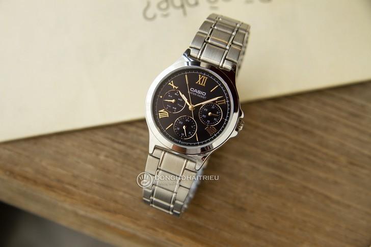 Đồng hồ Casio LTP-V300D-1A2UDF giá rẻ, thay pin miễn phí - Ảnh 8