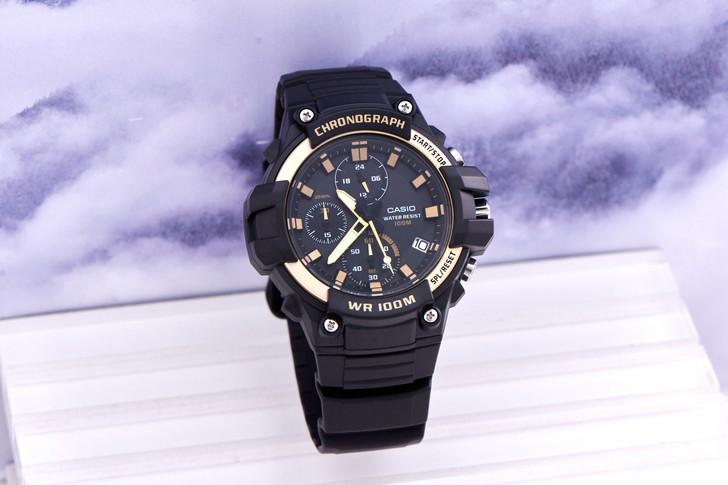 Đồng hồ Casio MCW-110H-9AVDF giá rẻ và thay pin miễn phí - Ảnh 1