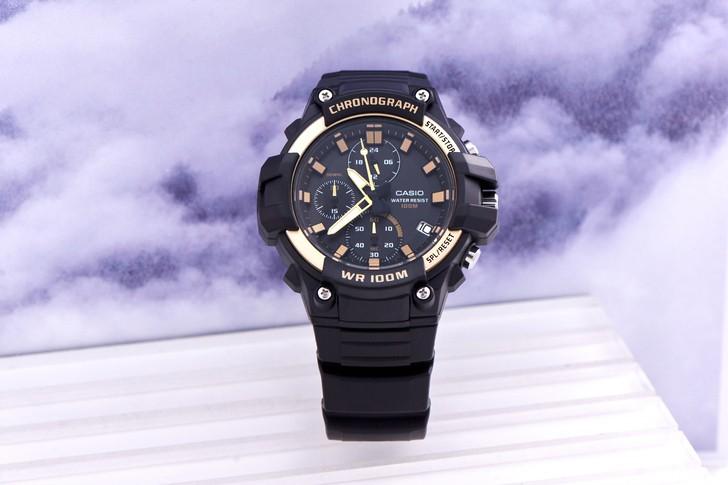 Đồng hồ Casio MCW-110H-9AVDF giá rẻ và thay pin miễn phí - Ảnh 2