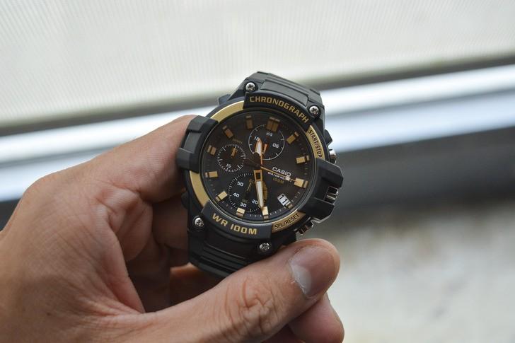 Đồng hồ Casio MCW-110H-9AVDF giá rẻ và thay pin miễn phí - Ảnh 3