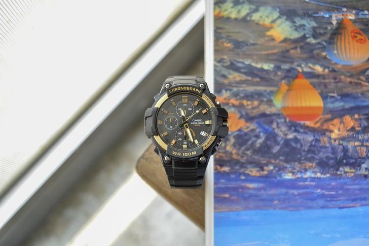 Đồng hồ Casio MCW-110H-9AVDF giá rẻ và thay pin miễn phí - Ảnh 8