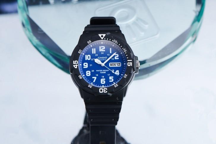 Đồng hồ Casio MRW-200H-2B2VDF giá rẻ, thay pin miễn phí - Ảnh 2