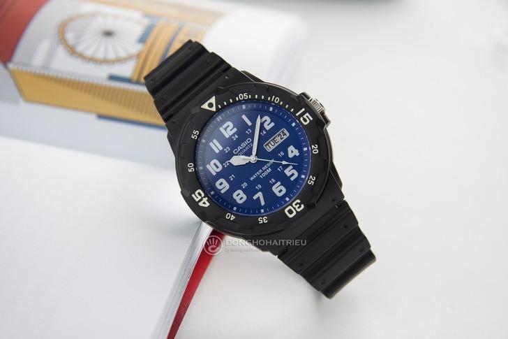Đồng hồ Casio MRW-200H-2B2VDF giá rẻ, thay pin miễn phí - Ảnh 8