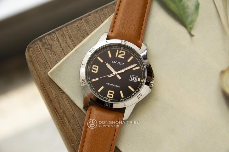 Đồng hồ Casio MTP-V004L-1B2UDF giá rẻ, miễn phí thay pin - Ảnh 8