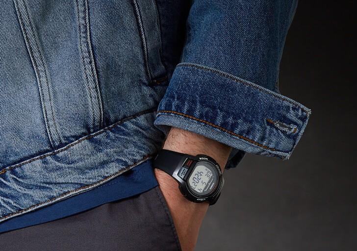Đồng hồ Casio WS-1000H-1AVDF giá rẻ, thay pin miễn phí - Ảnh 7