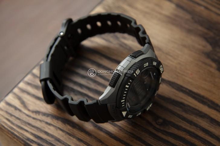 Đồng hồ Casio WS-1100H-1AVDF giá rẻ và thay pin miễn phí - Ảnh 6