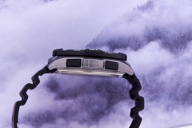Đồng hồ Casio WS-1100H-1AVDF giá rẻ và thay pin miễn phí - Ảnh 7