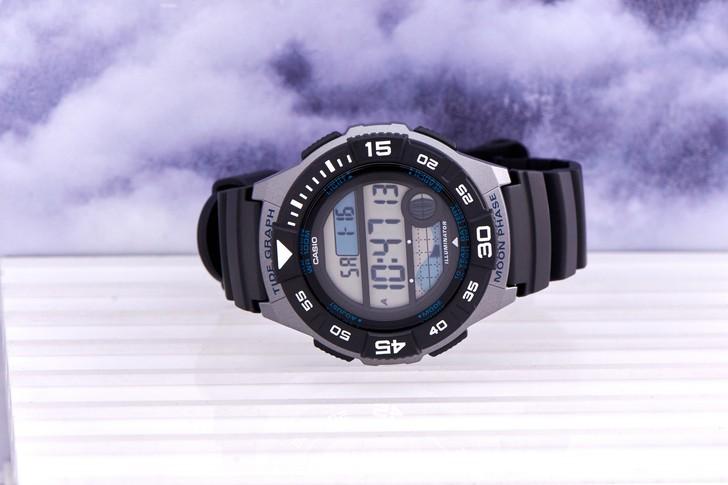 Đồng hồ Casio WS-1100H-1AVDF giá rẻ và thay pin miễn phí - Ảnh 8