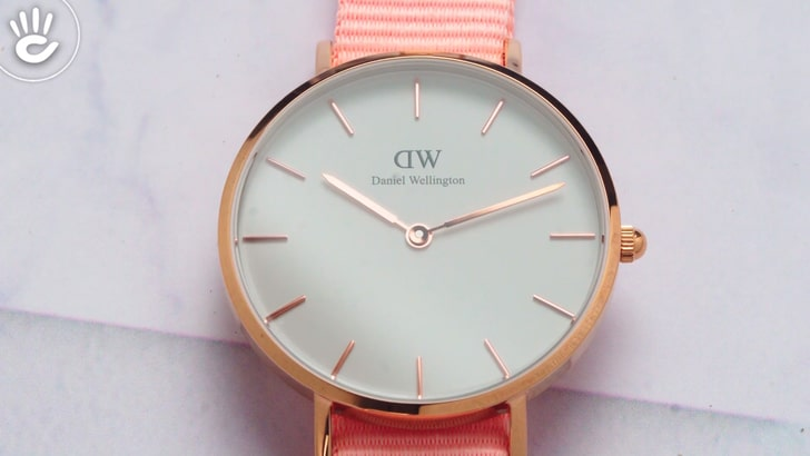 Đồng hồ Daniel Wellington DW00100317 thay pin miễn phí - Ảnh 2