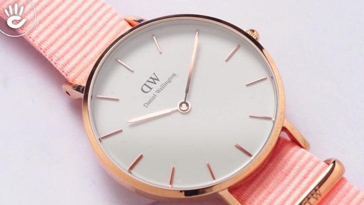 Đồng hồ Daniel Wellington DW00100317 thay pin miễn phí - Ảnh 3