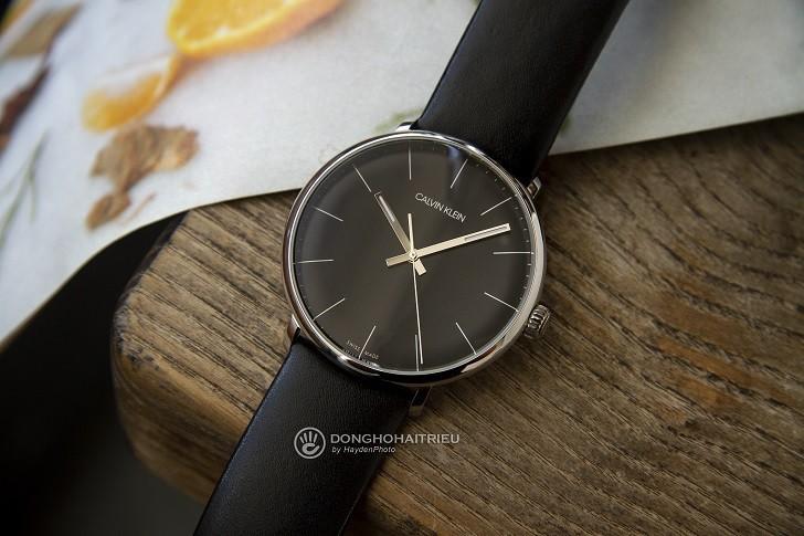 Calvin Klein K8M211C1 và cận cảnh các chi tiết thời gian - Ảnh 1