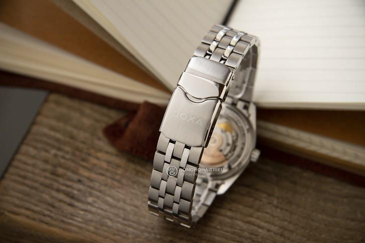 Đồng hồ Doxa D105SWH và sự xuất hiện của 163 viên kim cương - Ảnh 4