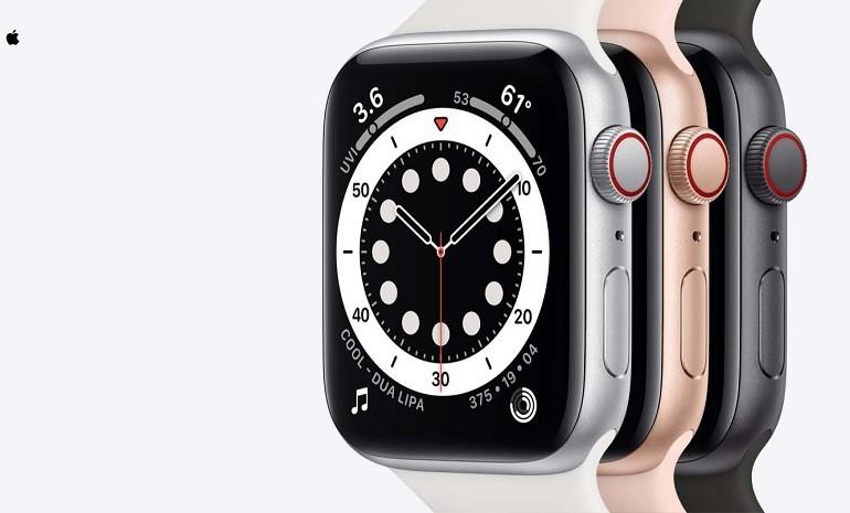 Apple Watch SE 2020 có tổng cộng 3 màu - Ảnh 4
