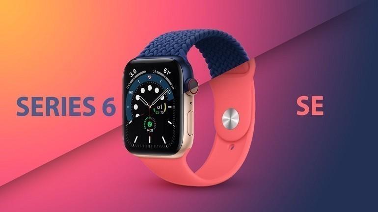 Apple Watch SE sở hữu gam màu nổi bật - Ảnh 9