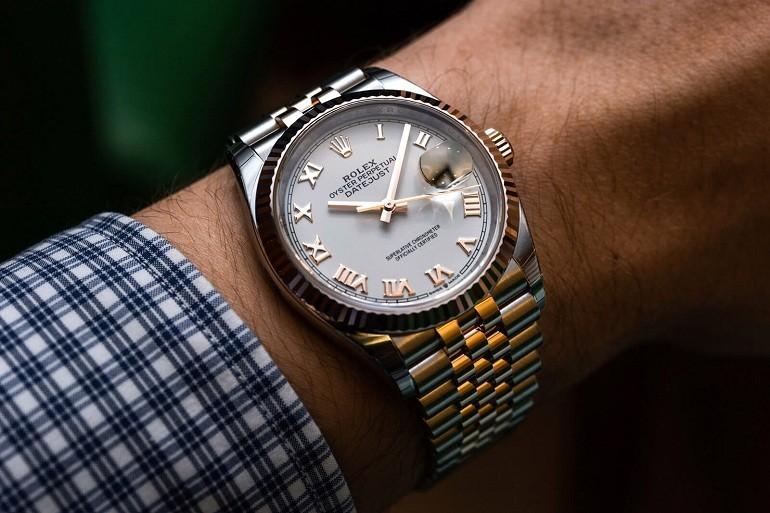 Đồng hồ Rolex nam, nữ chính hãng giá bao nhiêu? Đánh giá chi tiết - Ảnh: 10