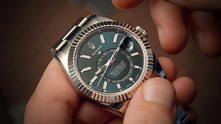 Đồng hồ Rolex nam, nữ chính hãng giá bao nhiêu? Đánh giá chi tiết - Ảnh: 12