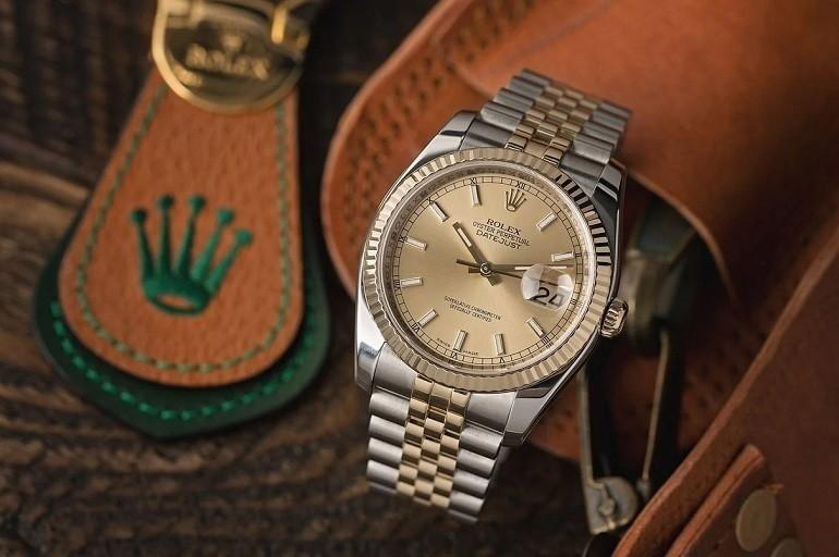 Đồng hồ Rolex quartz giá bao nhiêu? Đánh giá chi tiết - Ảnh: 5