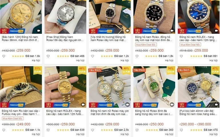 Đồng hồ Rolex nam, nữ chính hãng giá bao nhiêu? Đánh giá chi tiết - Ảnh: 9