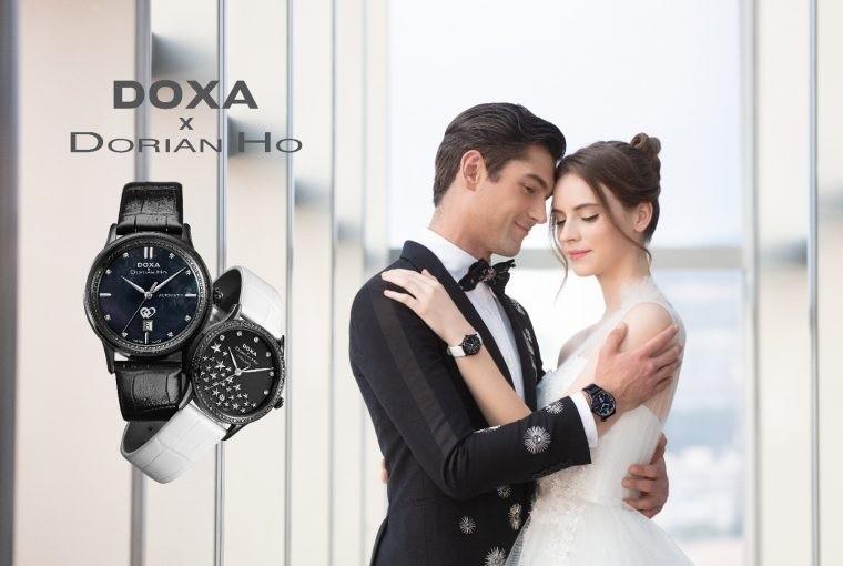 Doxa x Dorian Ho, bộ sưu tập mang dấu ấn sang trọng và tầm cỡ - Ảnh: 4