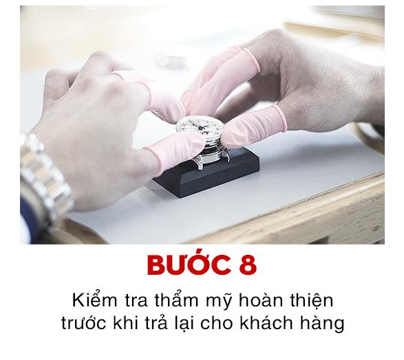 quy trinh 8 buoc danh bong dong ho chuan thuy si 8
