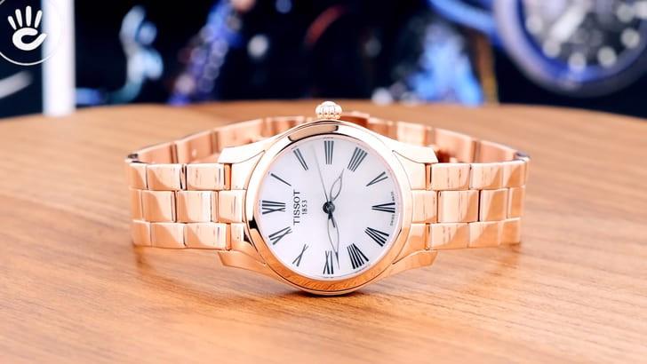 Đồng hồ Tissot T112.210.33.113.00 đạt chuẩn Swiss Made - Ảnh 1