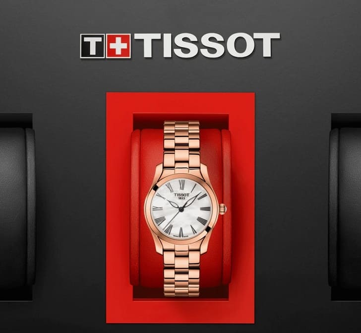 Đồng hồ Tissot T112.210.33.113.00 đạt chuẩn Swiss Made - Ảnh 3