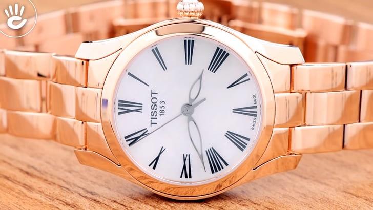Đồng hồ Tissot T112.210.33.113.00 đạt chuẩn Swiss Made - Ảnh 5