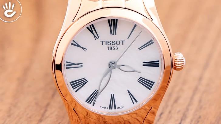 Đồng hồ Tissot T112.210.33.113.00 đạt chuẩn Swiss Made - Ảnh 8