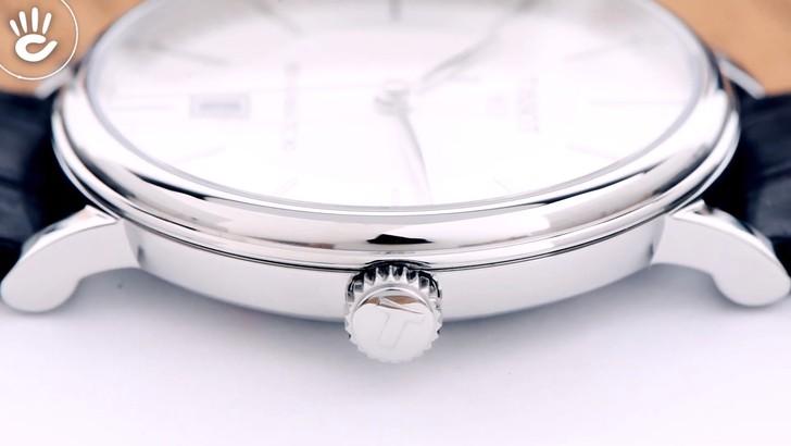 Đồng hồ Tissot T122.407.16.031.00 trữ cót gấp đôi 80 giờ - Ảnh 6