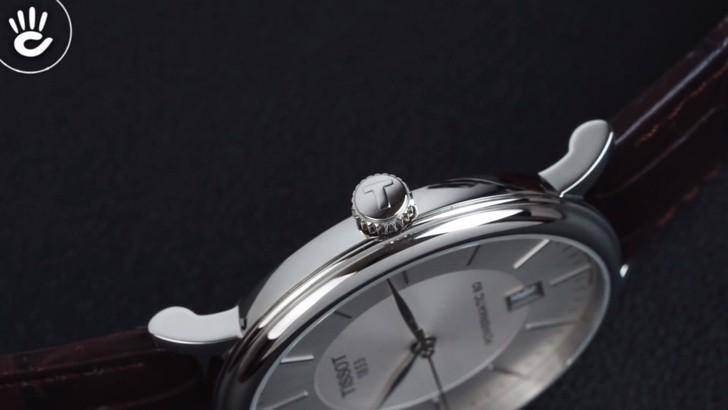 Đồng hồ Tissot T122.407.16.031.00 trữ cót gấp đôi 80 giờ - Ảnh 7