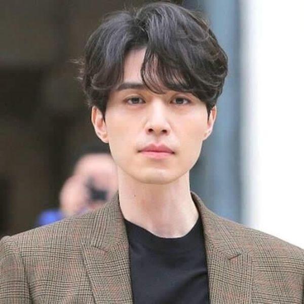 Kiểu tóc layer Hàn Quốc nam - Ảnh: 17